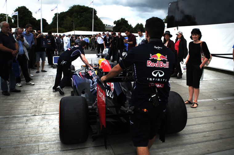 Goodwood Festival of Speed - Dia  2