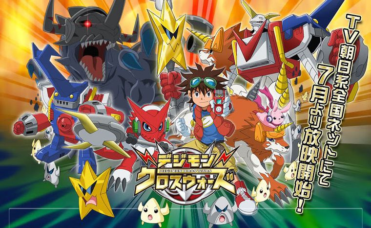 Digimon Todas Sus Temporadas