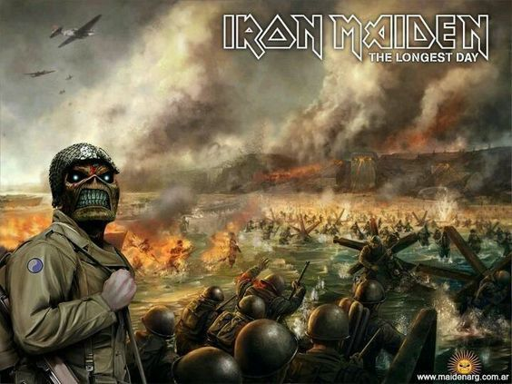 Iron maiden the longest day