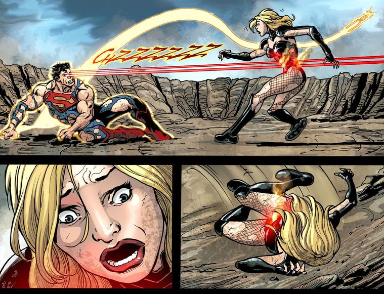Injustice Gods Among Us 2: Nº 62