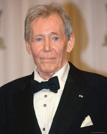 Dolor en Hollywood: murió Peter O'Toole