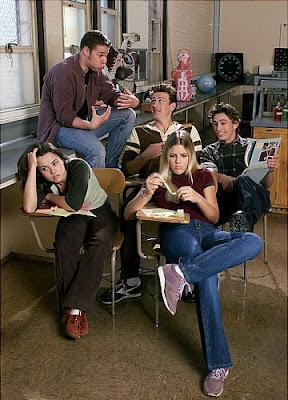 Freaks And Geeks (Series) Si no la pudiste ver…