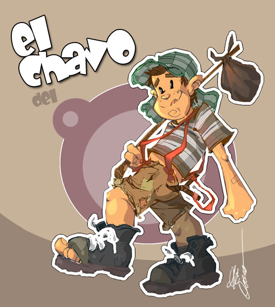 Megapost... Chavo del ocho...Wallpapers...
