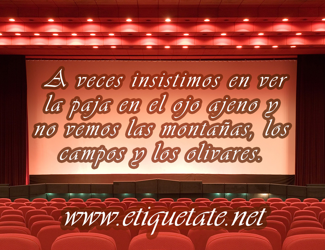 Frases de Ver, Mirar, Advertir, Observar, Contemplar 2013
