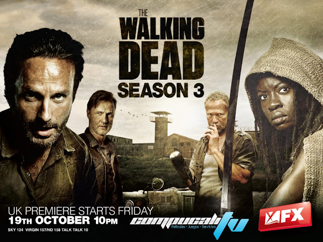 The Walking Dead temporada 3 capitulo 4 - Videos On-line - Taringa!