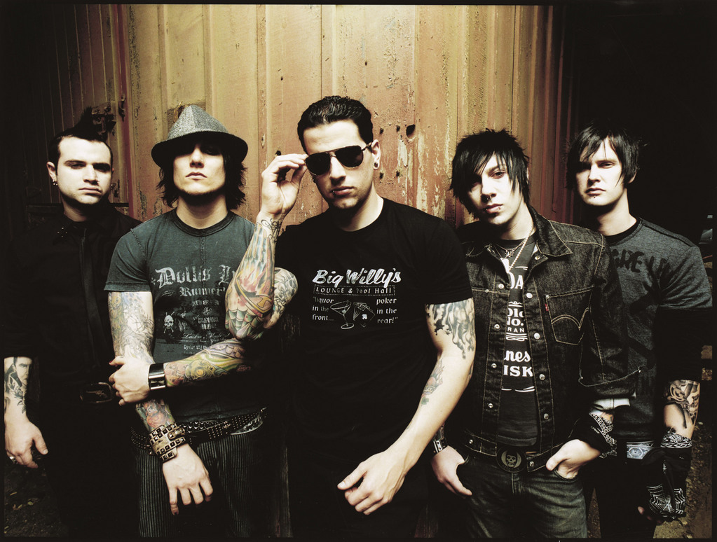 Avenged Sevenfold - Fotos