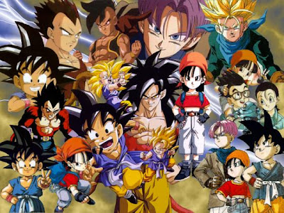 imagenes hd de dragon ball z