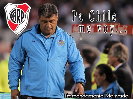 afiches river 1 boca 0