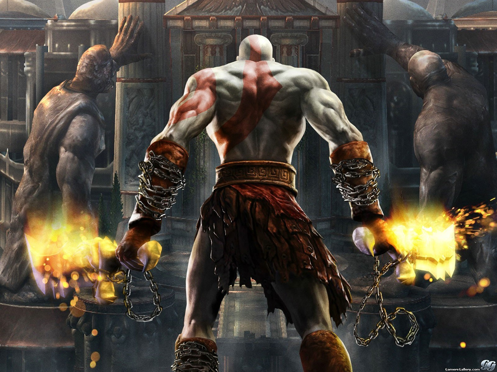 God of War de oferta esta semana en el PlayStation Store