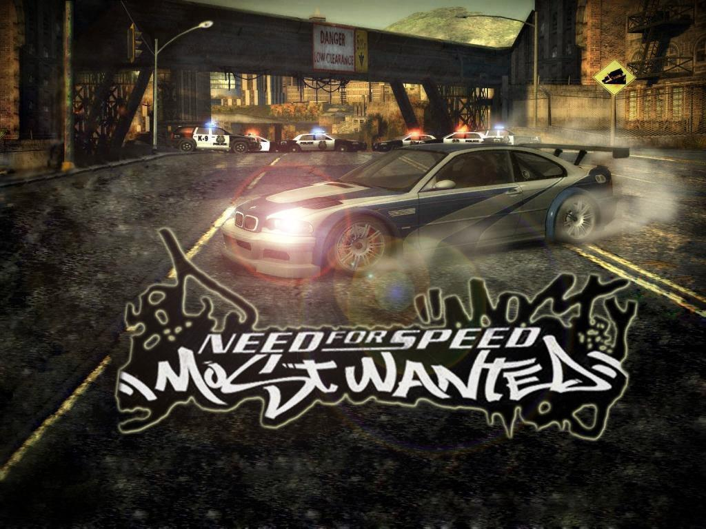 Need For Speed-Most Wanted