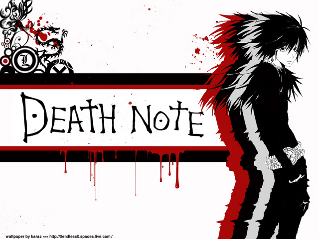 Pubg Hd Wallpaper For Mi Note 4: Wallpapers HD Death Note, Alguno Te Llevas