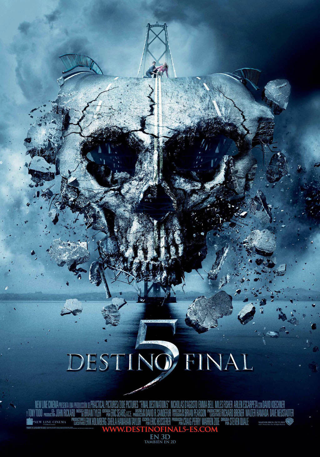 Destino final 5 - (2011) - Review Propio