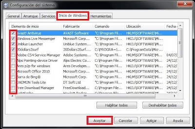 optimizar windows 7 para juegos