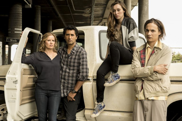 "5 razones para ver ""Fear The Walking Dead"""