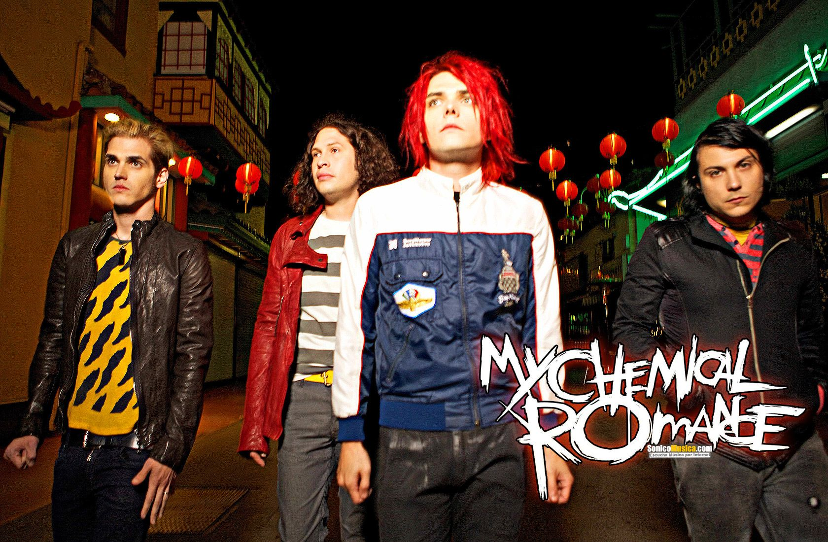 wallpapers my chemical romance