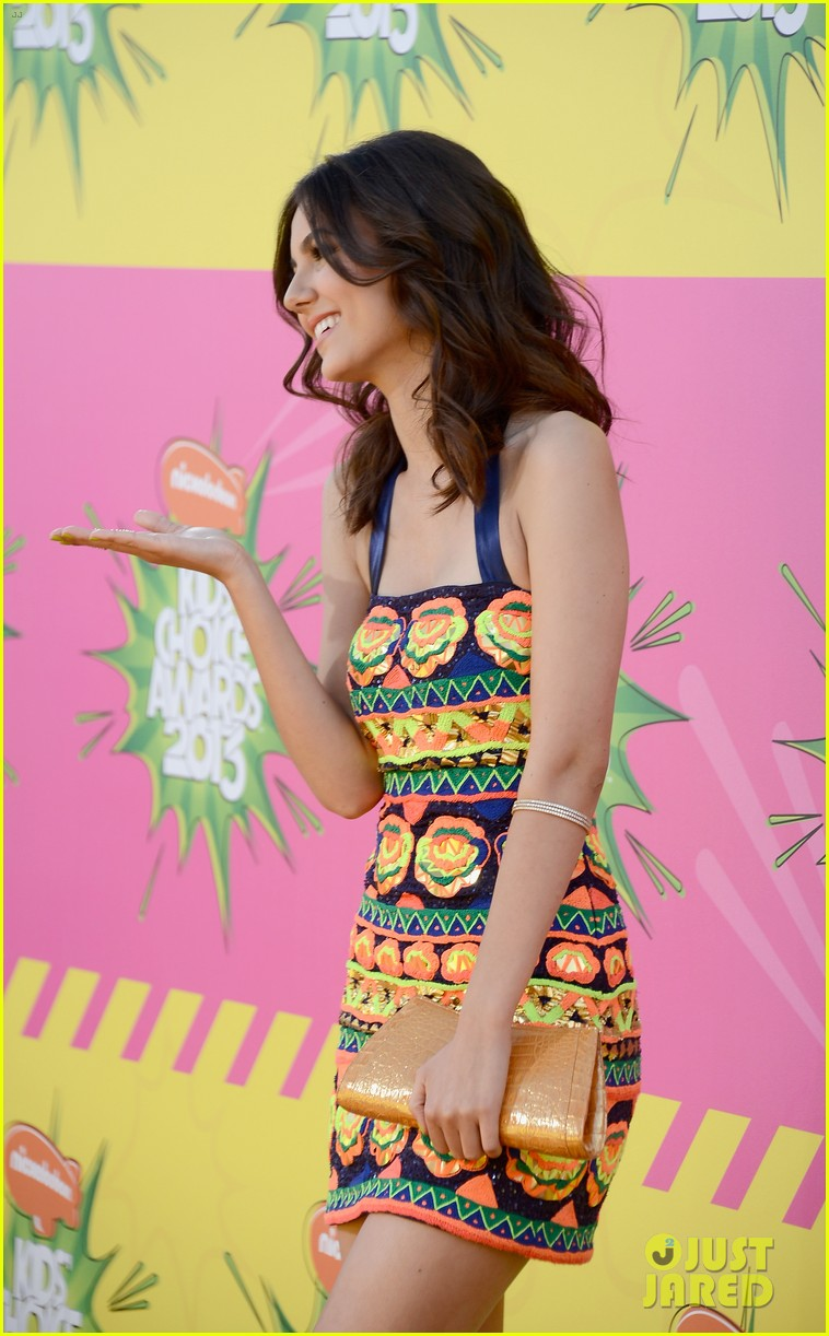 Victoria Justice [Kids´s Choice Awards 2013]