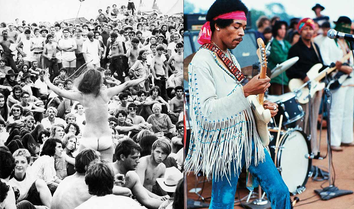 Reviviendo Woodstock! (barrilete cosmico)