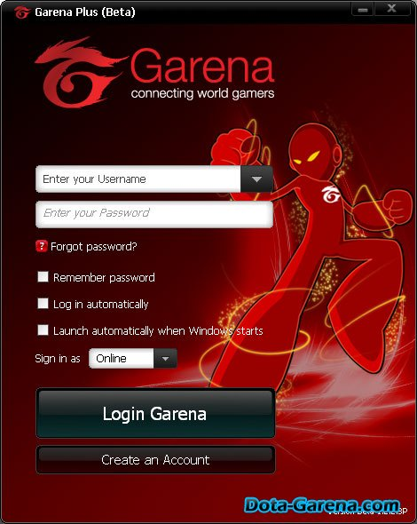 Solucion al problema de Garena Plus para windows 7 Ultimate