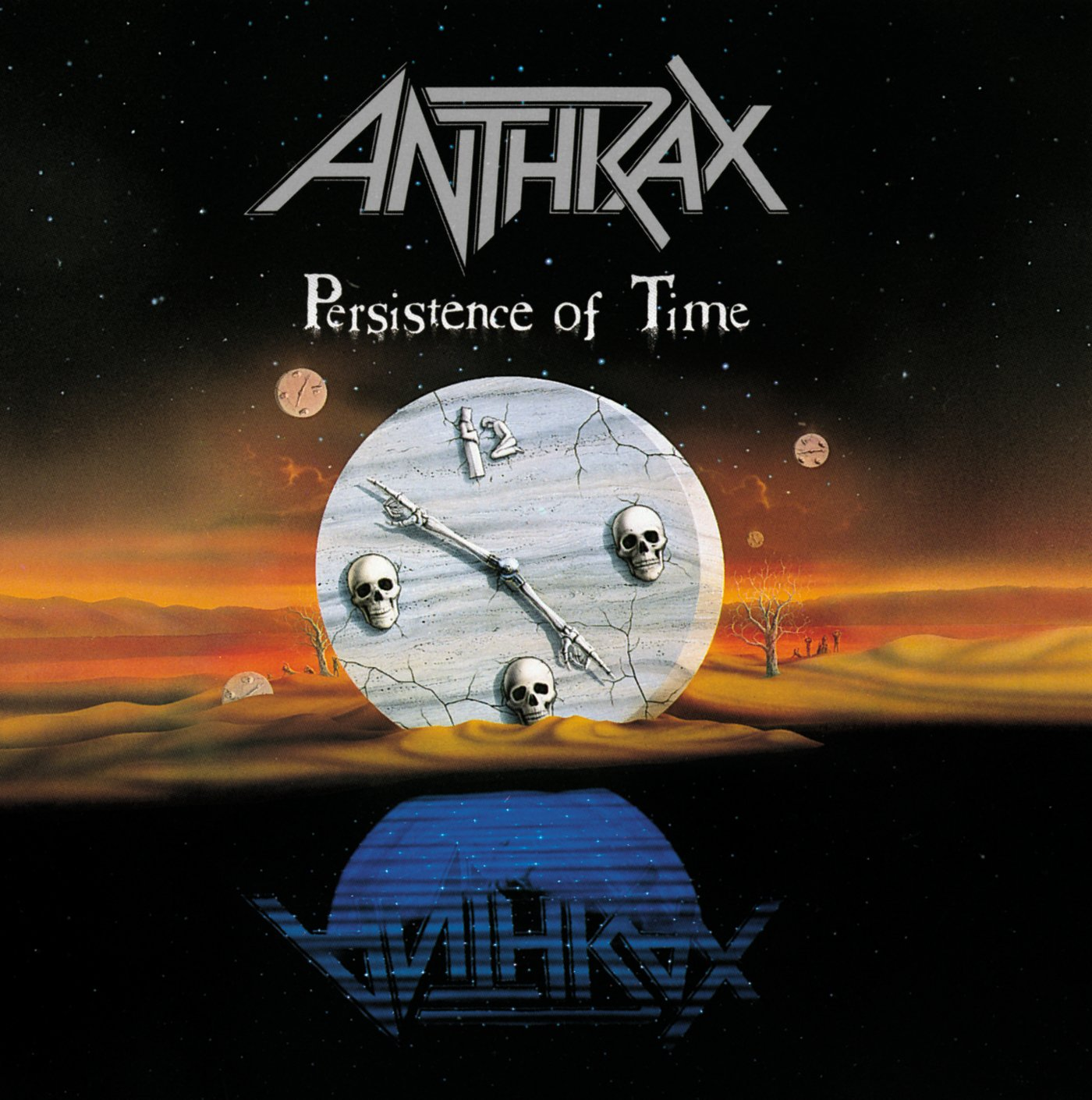Anthax-Persistence of Time- Queensrche-Empire 1990 online