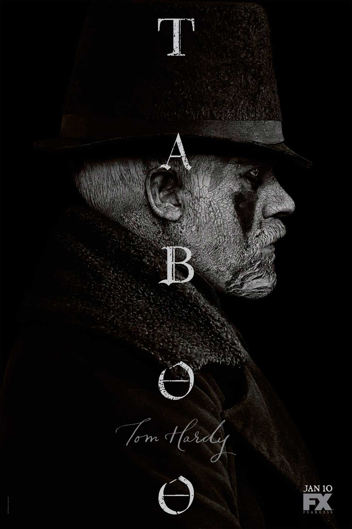 Taboo ¿mejor que Game of Thrones?