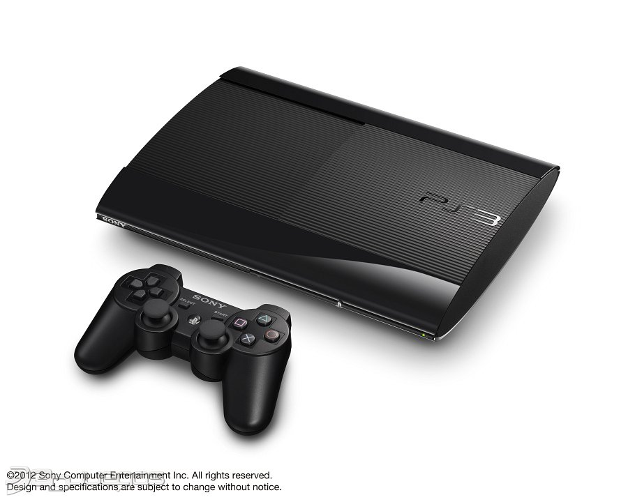 Nuevo modelo Super Slim de PlayStation 3