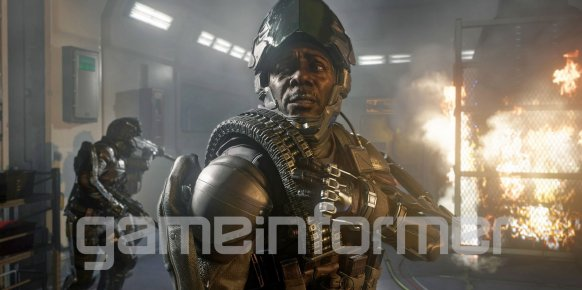 Call of Duty: Advanced Warfare Primer Trailer!