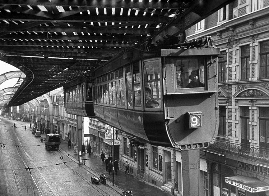 monorail mas antiguo