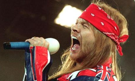 """axl rose"" antes y despues"