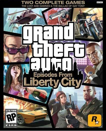 Gta Episodes From Liberty City ( Gta EFLC ) Review y +