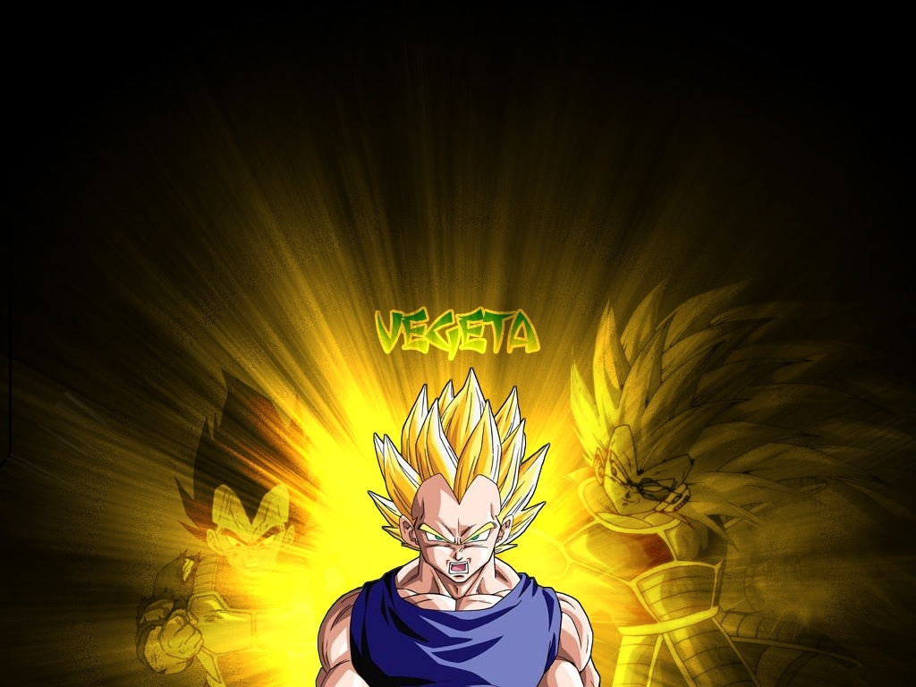 Wallpapesrs de Vegeta