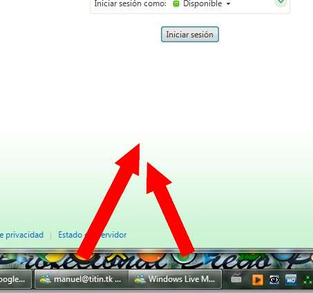 Solucion!! doble ventana de windows live en win 7