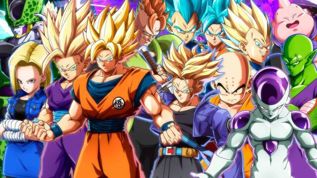 Dragon Ball FighterZ: Todos los personajes confirmados