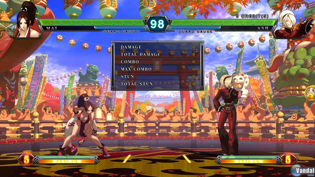 king of fighters x
