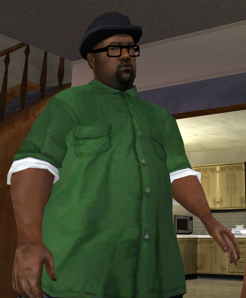 Big Smoke, yo te banco.