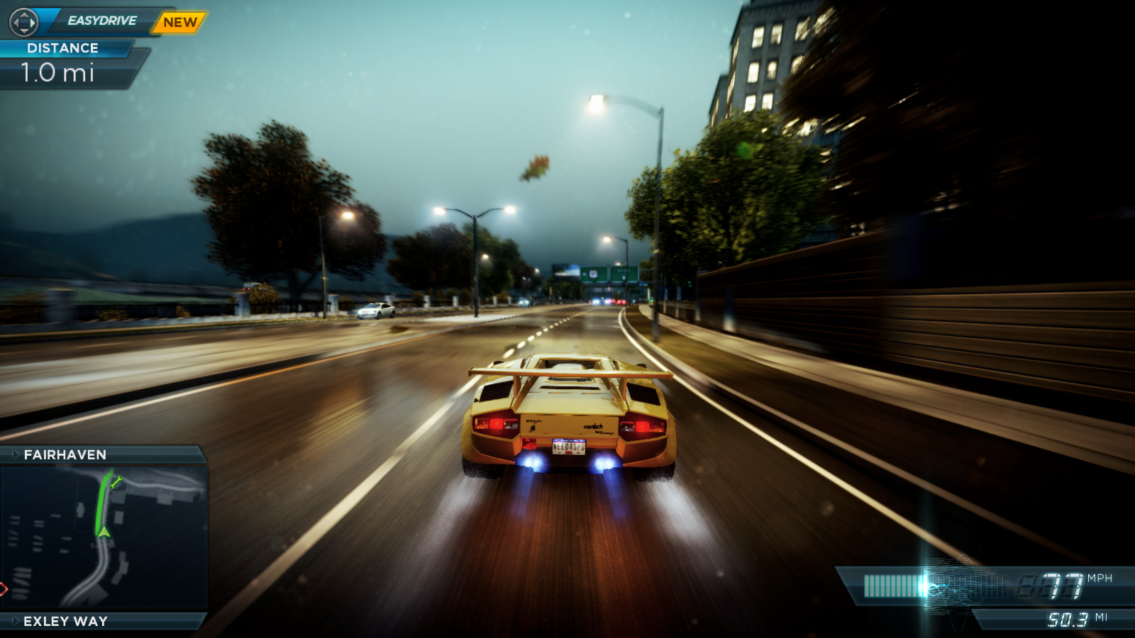 Need for speed most wanted 2012 60 fps soluci n juegos Nfs most wanted para pc