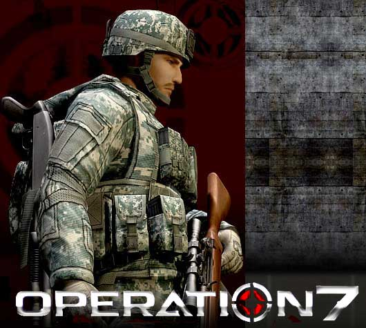 Operation 7 Europa [FPS ONLINE]