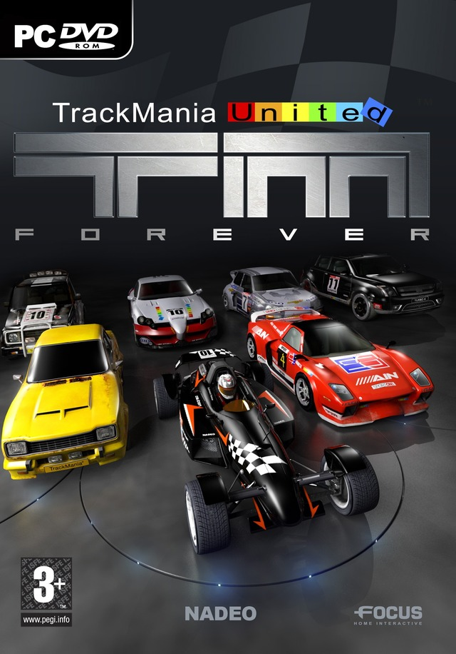 Pache TrackMania United (Forever)
