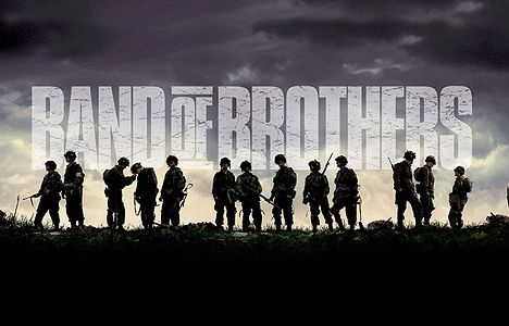 Band of Brothers online subtitulado - serie completa