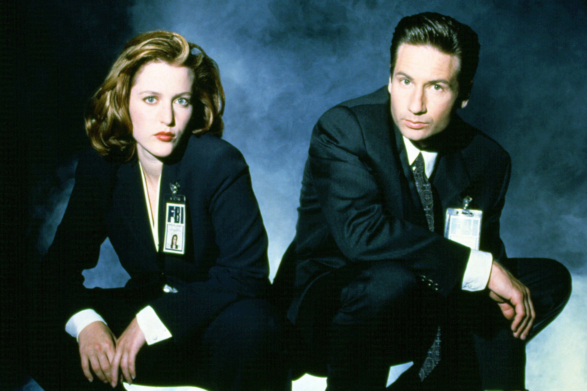 Vuelve The X-Files