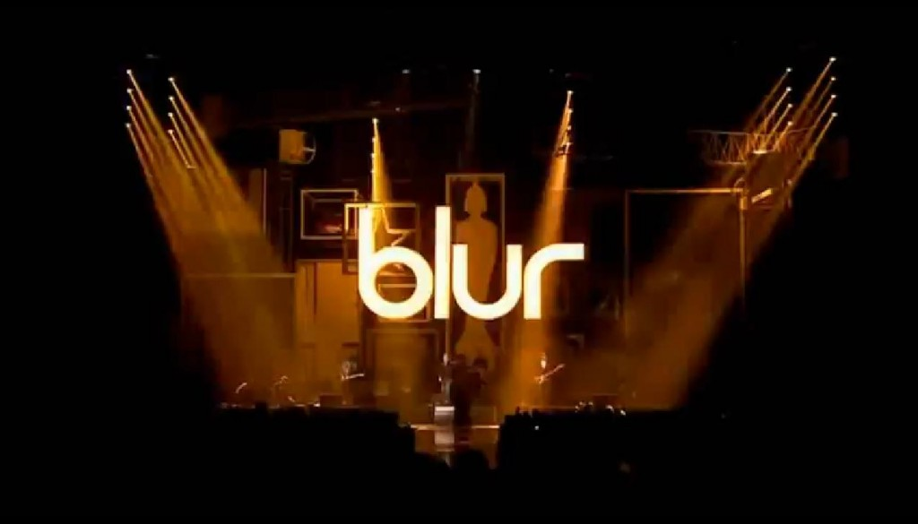 blur en los Brit Awards 2012