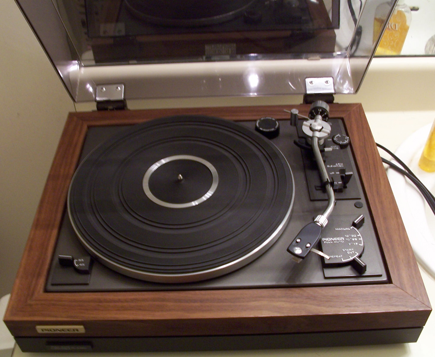 Technics Kn 1200 Manual