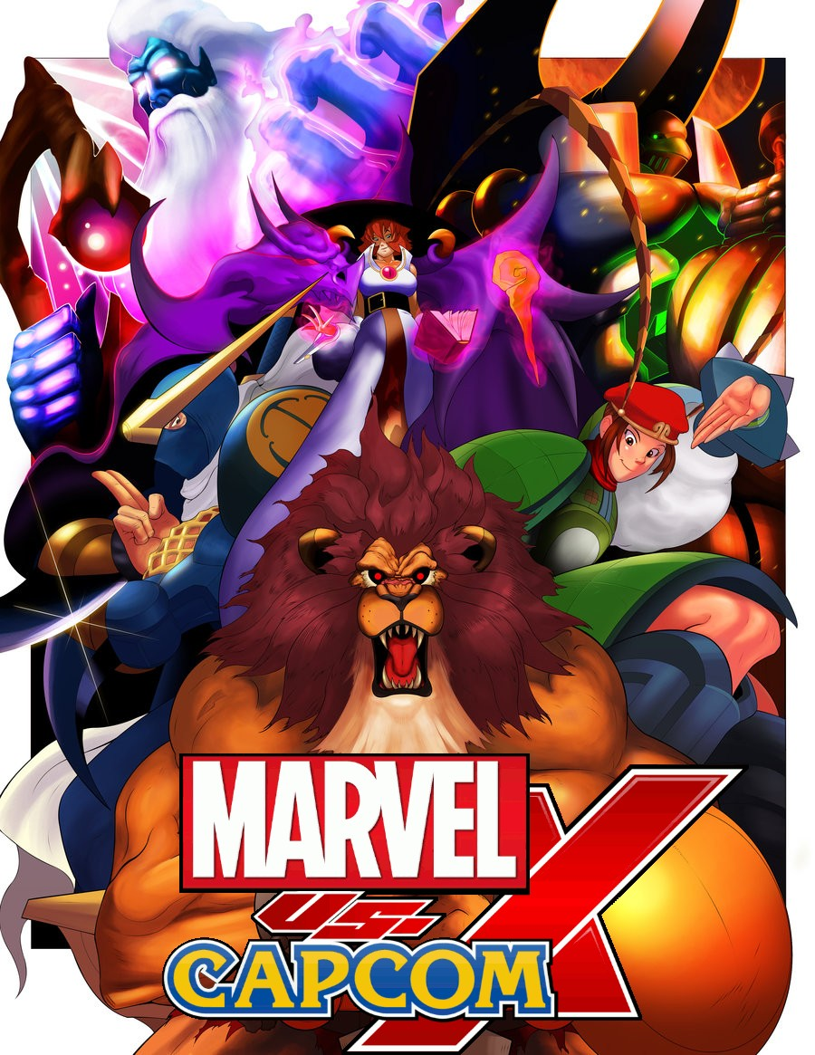 Marvel vs Capcom X