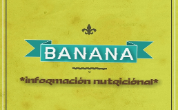 Beneficio de comer bananas