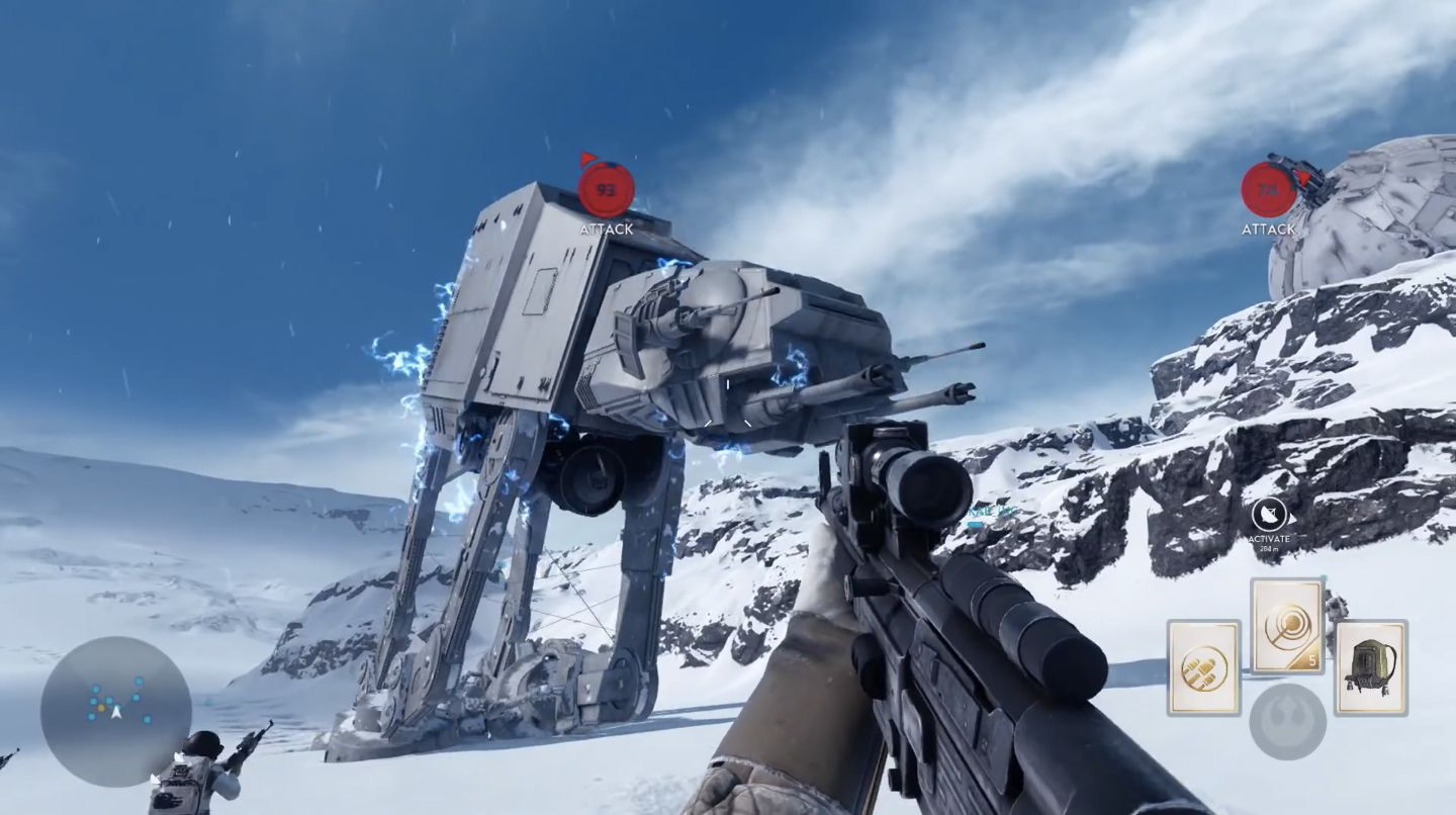 [Review] Probé Beta de Star Wars Battlefront y te lo cuento!