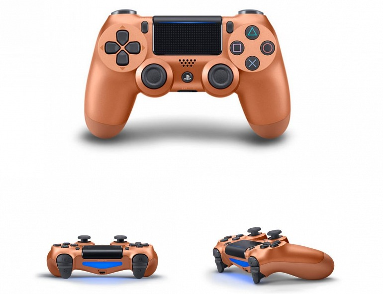 dual shock special colors