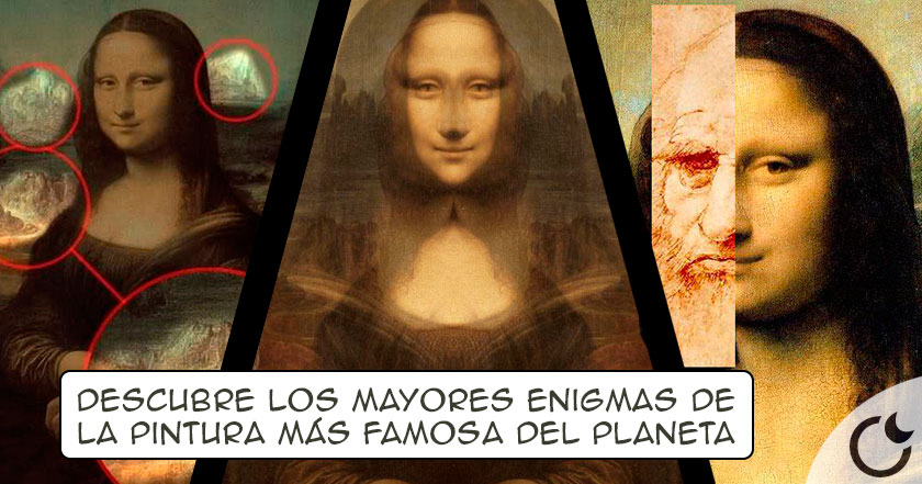 Secretos de la Mona Lisa que no sabias