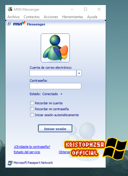 Como revivir MSN (Windows Live Messenger)