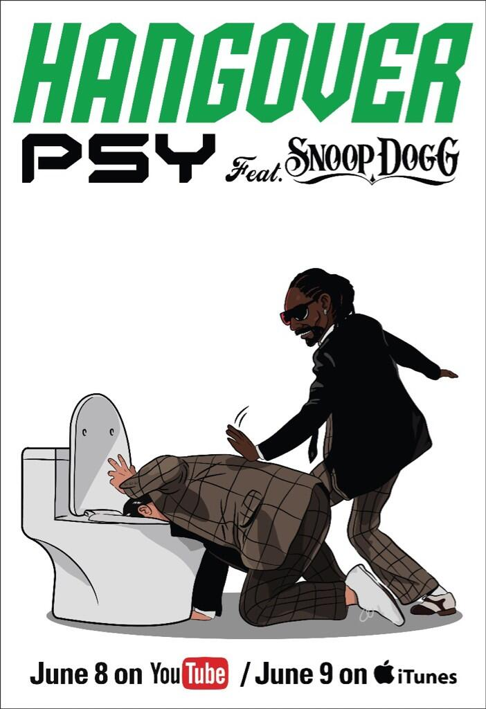 expectativa mundial por PSY - Hangover ft. Snoop Dogg