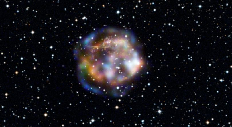 Heavy Metal: Una supernova superluminosa diferente
