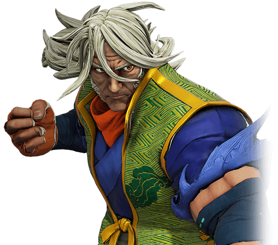 Zeku de street fighter